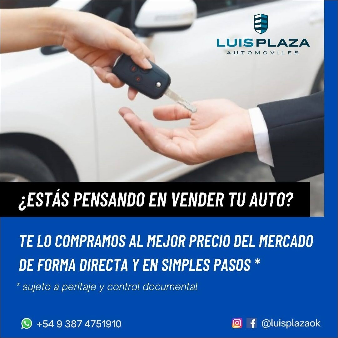 vendemos tu auto